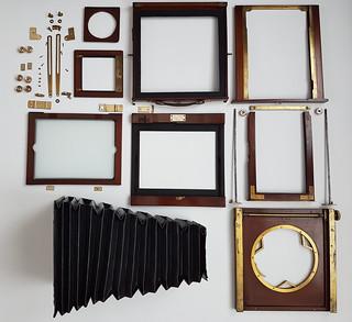 Eastman full plate camera (restoration I)
