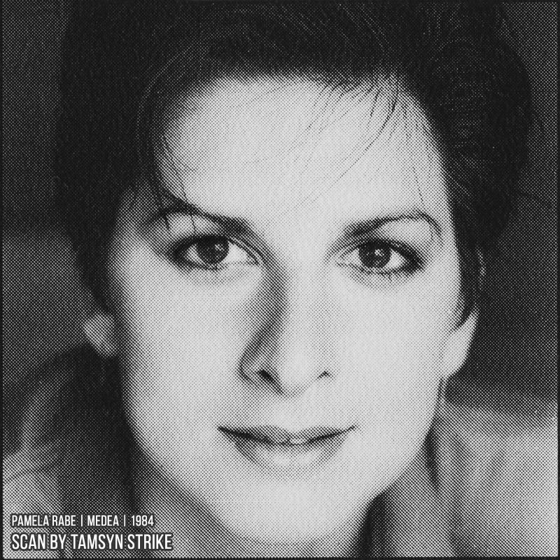 Pamela Rabe | Medea 1984