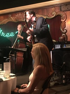 Chicago Guitar Player John McClean- with The KURT ELLING Sextet- LIVE-at-The-Green Mill Lounge.....