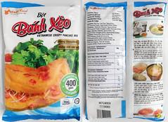 Vietnamese pannenkoek mix (Banh Xeo)
