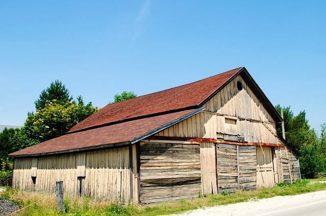 New Berlin, Wisconsin Barn