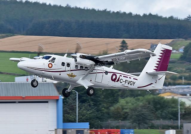 Qatari Air Force Twin Otter