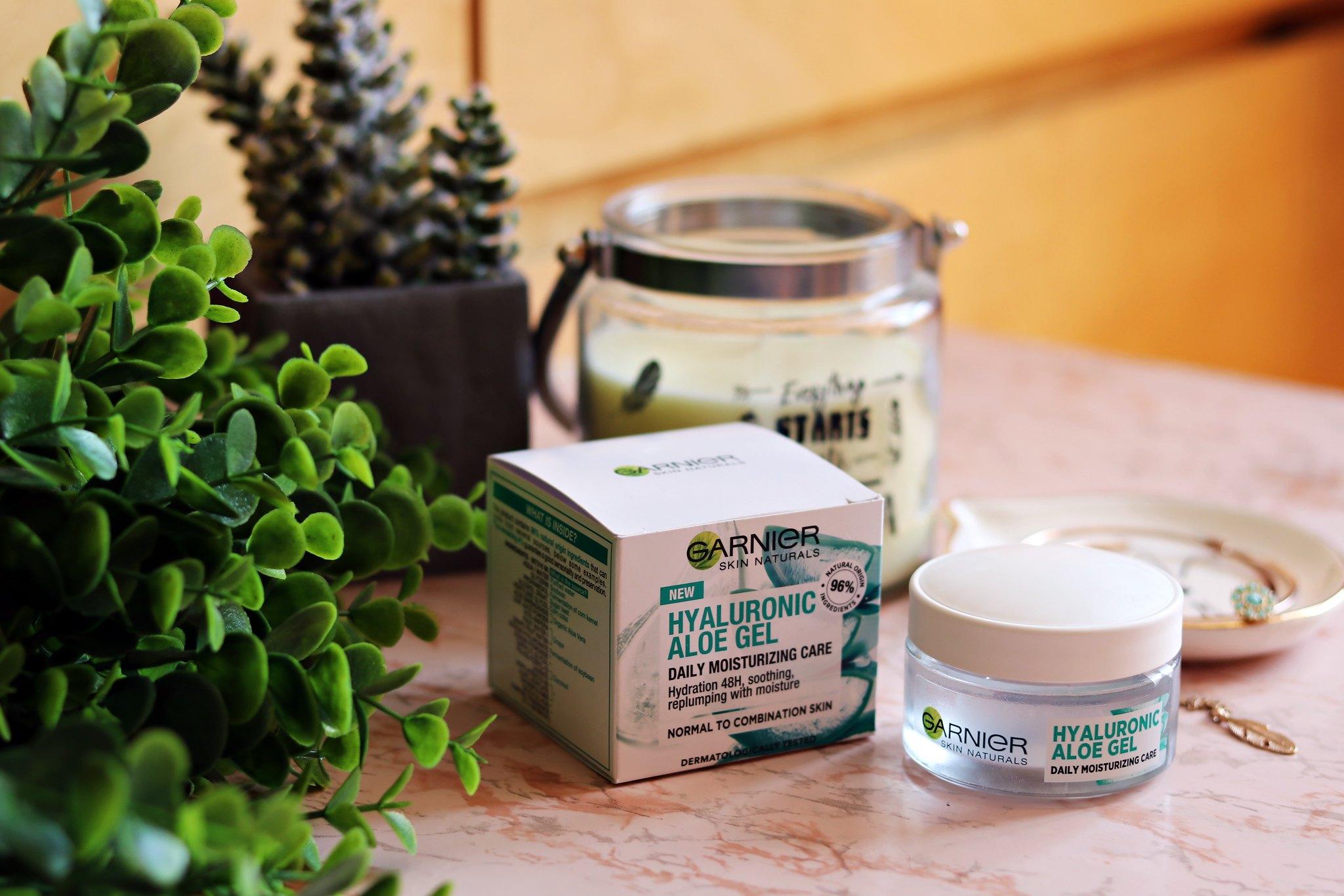 Garnier Hyaluronic aloe gel