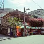 仲宗根ストア Konica Off-Road Zoom 28-56 / Kodak 5207 V3 250D Nago, Okinawa, Japan