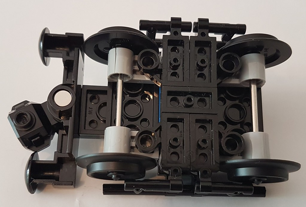 LEGO Train Bogie 1d