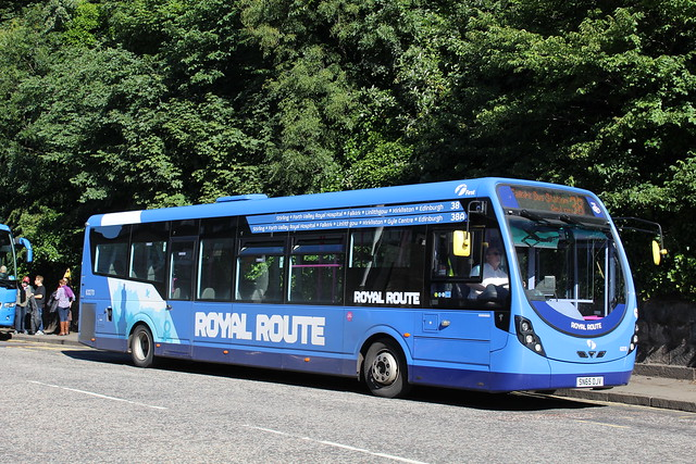 FIRST MIDLAND BLUEBIRD 63270 SN65OJV