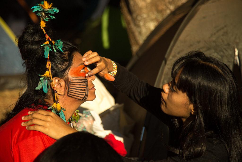 Marcha das Mulheres Indígenas - 10 a 14/09/2019 - Brasília (DF)