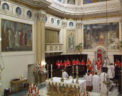 Santa Messa in onore di Sant'Agapito m.