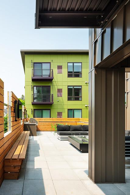 Blaisdell Apartments   Minneapolis, MN   DJR Architecture, Inc.