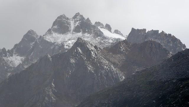 Drida Zelmogang range, Tibet 2018