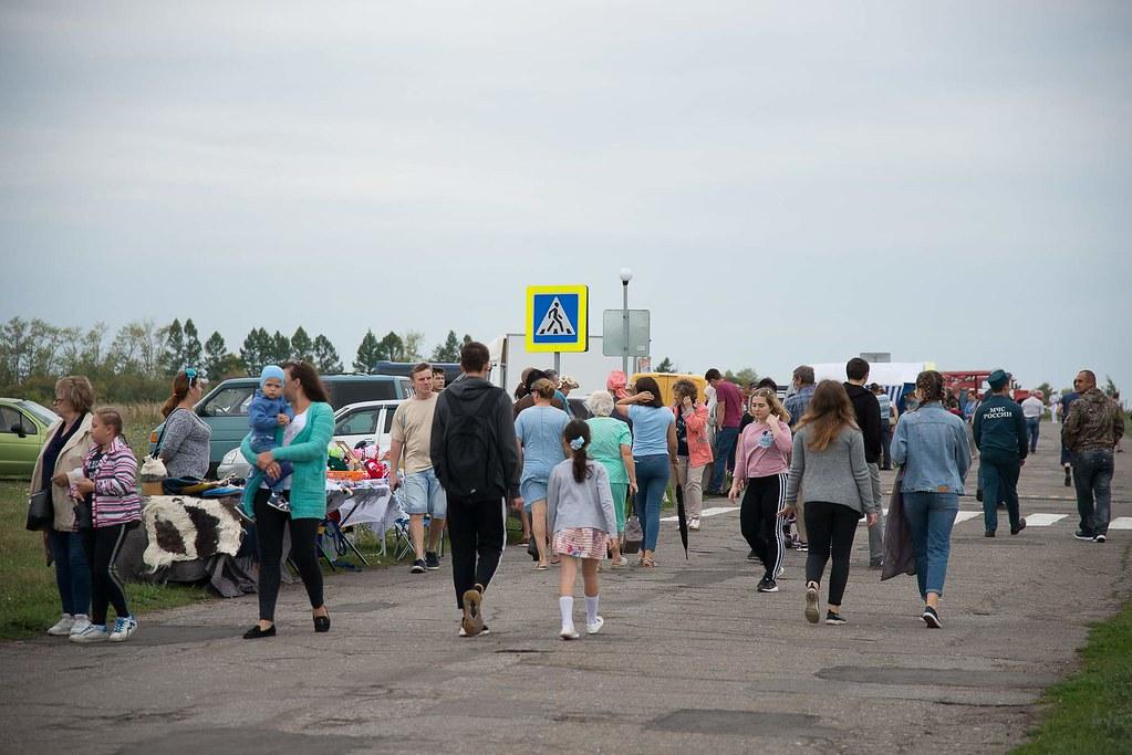 Красочная ярмарка по аналогам XIX века в «Тарханах» 17 августа 2019 года. Фото: А. Семенов