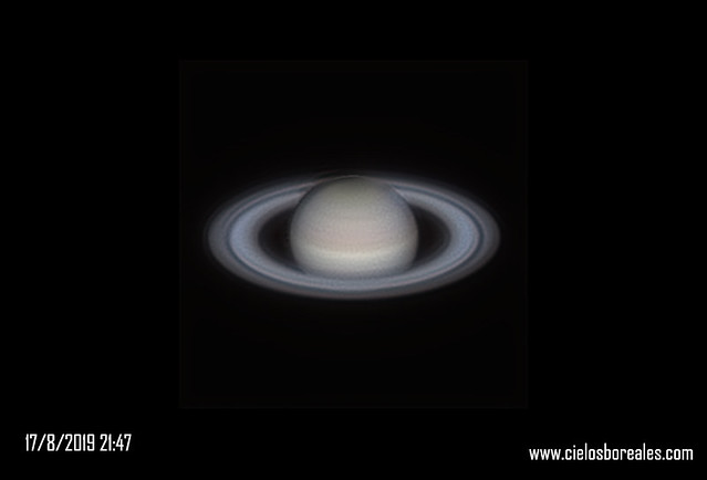 Saturno 17/08/2019