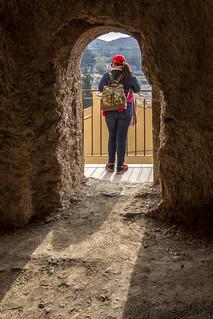 La mirada del turista