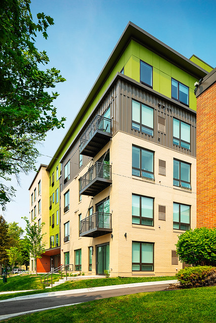 Blaisdell Apartments | Minneapolis, MN | DJR Architecture, Inc.