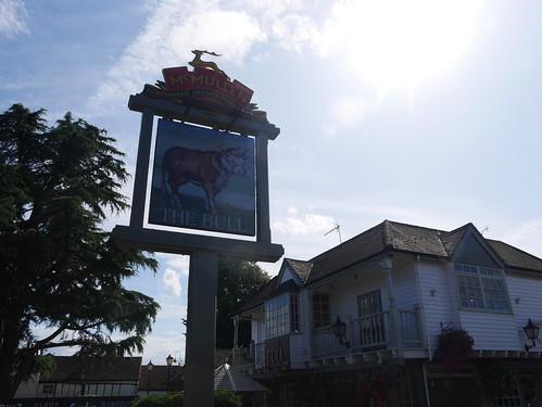 The Bull, Broxbourne