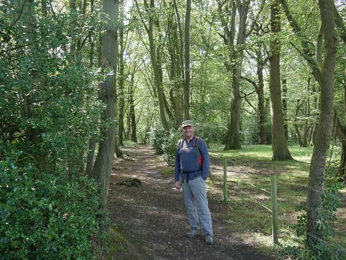 Wormley Wood Selfie