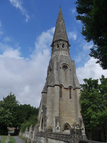 Ponsbourne Church