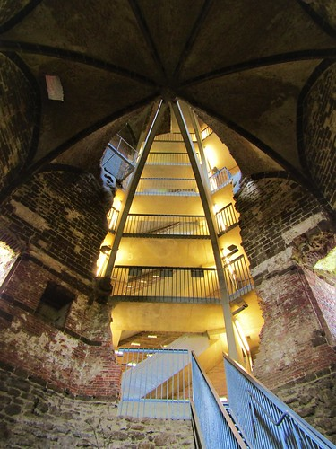 The Maagdentoren Tower in Zichem