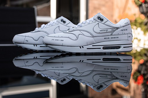 "Nike Air Max 1 ""Sketch to Shelf"" 🔥"