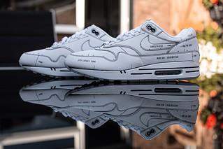 "Nike Air Max 1 ""Sketch to Shelf"" 🔥"