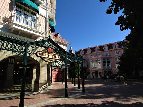 Disneyland Hotel in Paris