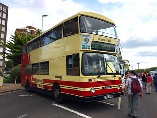 Preserved Brighton & Hove 701
