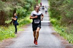 Čípa ovládl Jesenický maraton a jasně vyhrál Golden Trail National Series