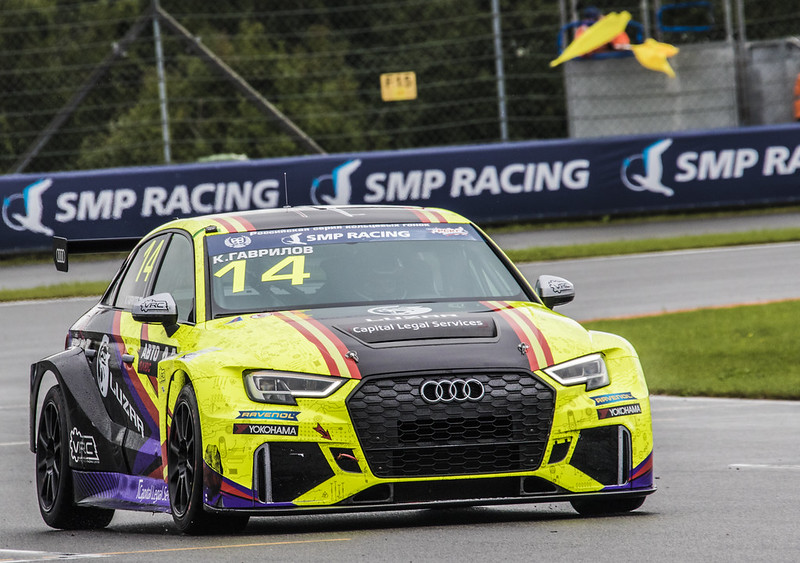 TCR Russia / Moscow Raceway 2019