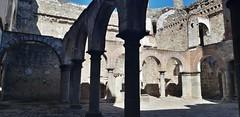 Patio de armas, principal castillo Mombeltrán