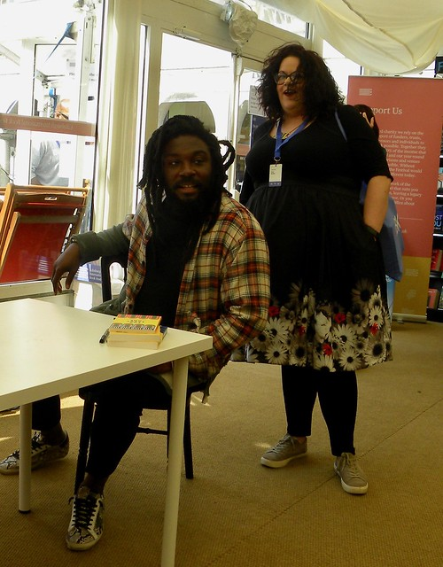 Jason Reynolds and Amy McKay