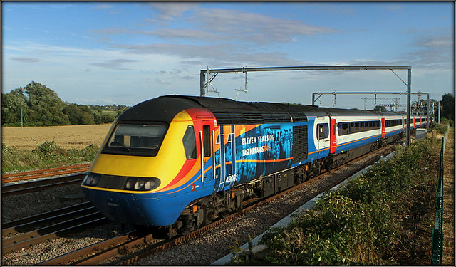 43081, Eleven years of East Midlands Trains