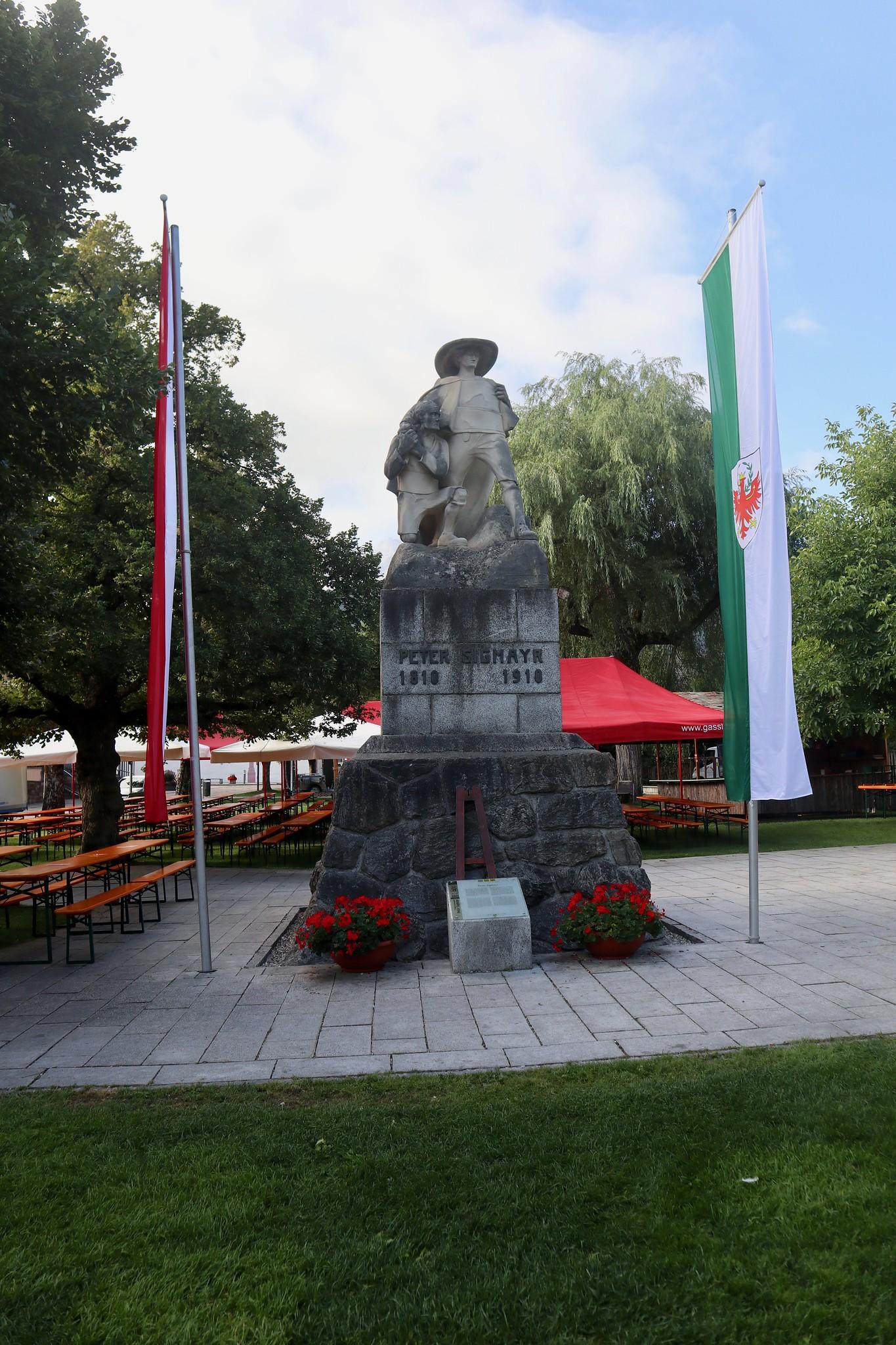 60-Jahrfeier der Schützenkompanie Peter Sigmayr Olang, 18.08.2019
