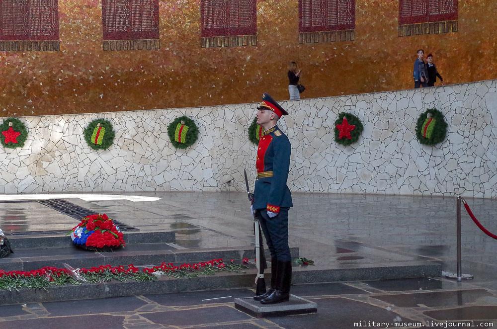 Мамаев курган в Волгограде-53
