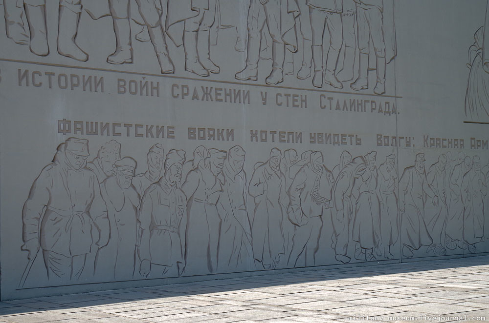 Мамаев курган в Волгограде-49