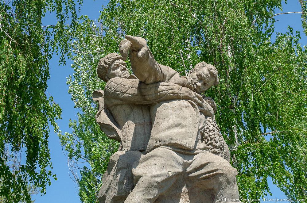 Мамаев курган в Волгограде-43