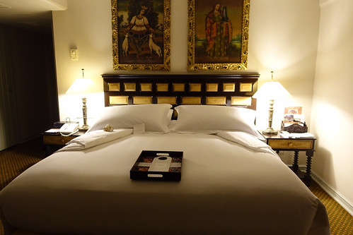 Hotel Monasterio Guest Room. From History Comes Alive at the Belmond Hotel Monasterio in Cusco