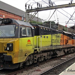 Colas Rail Freight Class 70