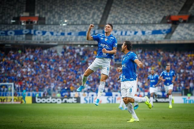 Cruzeiro x Santos 18/08/2019