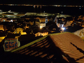Alfama by night 05 | by worldtravelimages.net