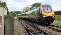 221124 - Trent Valley Junction, Lichfield, Staffordshire