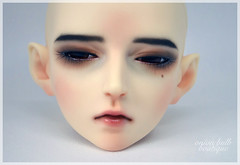 bjd faceup immortality soul