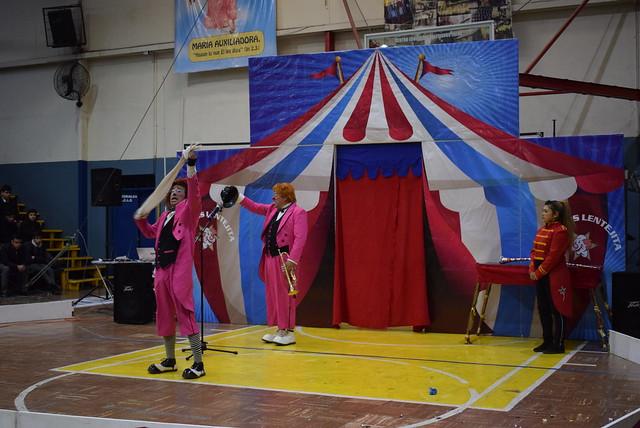 Presentación Circo Sede Sur
