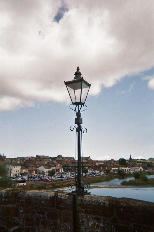 Devorgilla Lamp