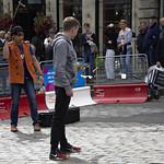 Magic on Hunter Square