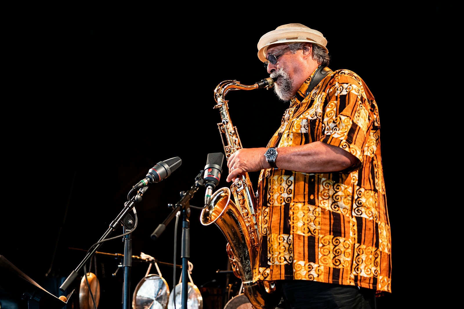 Joe Lovano Tapestry Trio 07