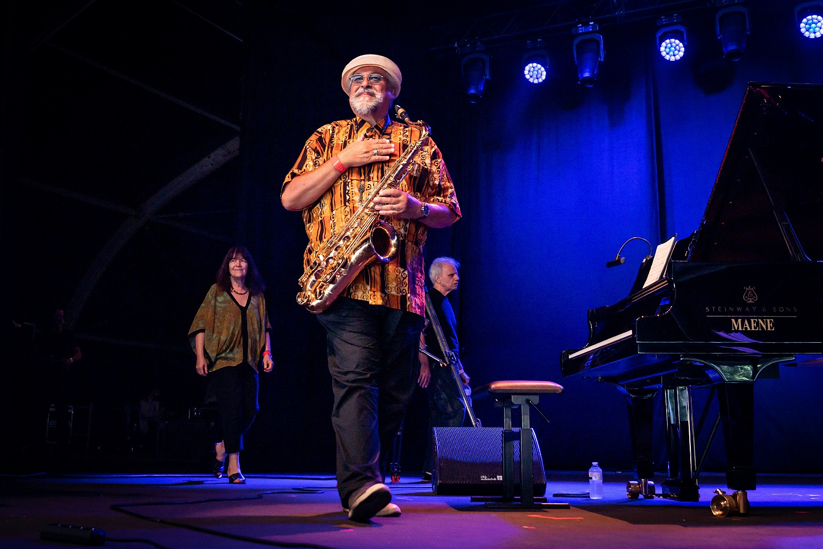 Joe Lovano Tapestry Trio 01