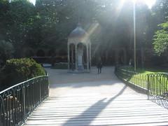 The weather station  Plaza  Guipuzcoa, San Sebastian, Donostia, Guipuzcoa,  Basque  Country, Spain.