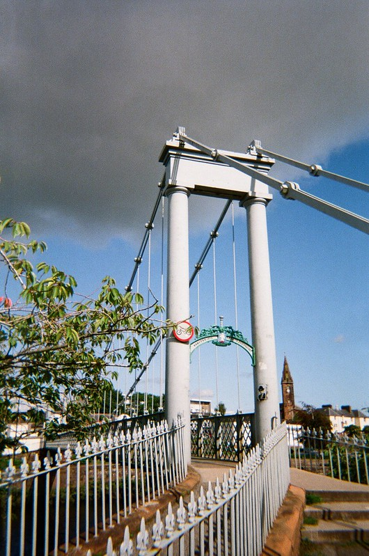 Suspension Bridge II