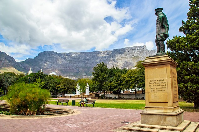 The Company`s Garden, Cape Town, South Africa