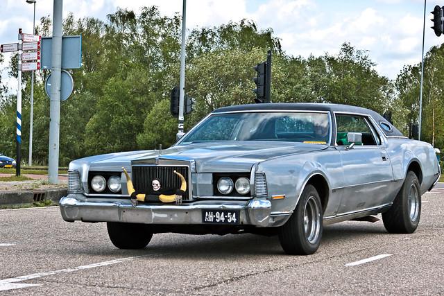 Lincoln Continental Mark IV 1972 (4576)